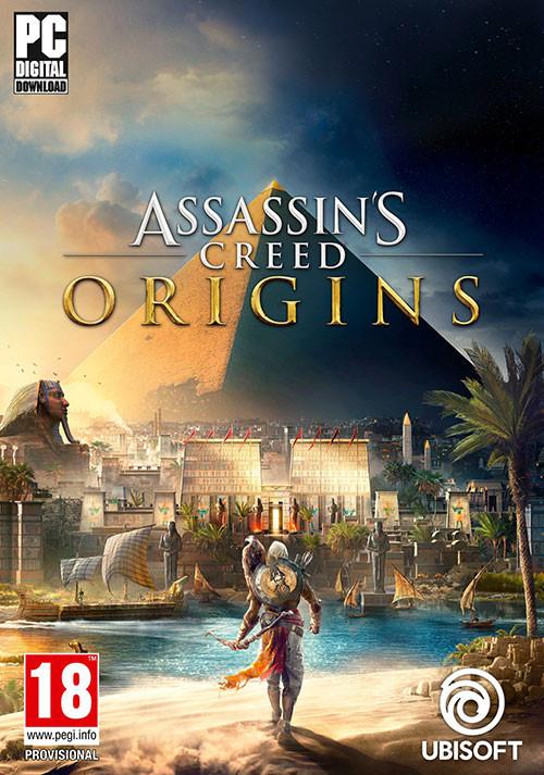 Assassin's Creed Origins [PC - Uplay Key] £24.99 @ gamesplanet