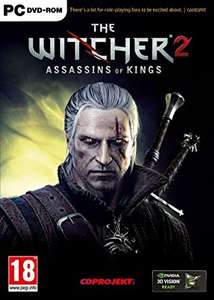 The Witcher 2 88p @ mmoga [PC GOG key]