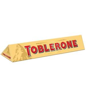 Toblerone £1 In store B&M