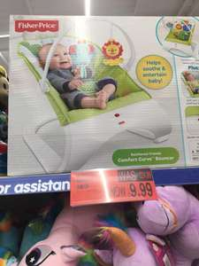 Fisher Price Bouncer £9.99 in B&M