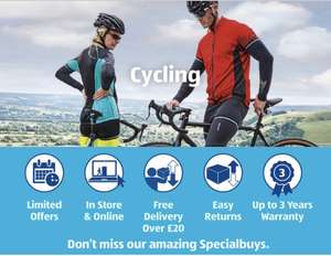 Aldi Cycling Event now live