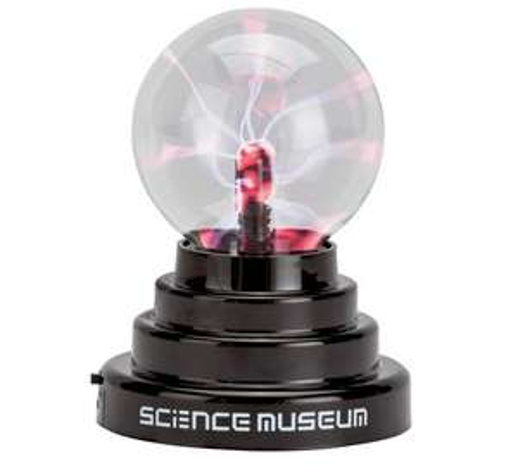 Science Museum Plasma Ball Plus £7.99 @ Argos - Free C&C
