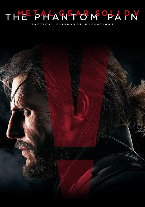 Metal Gear Solid V: The Phantom Pain (PC) £5.45 @ Gamesplanet