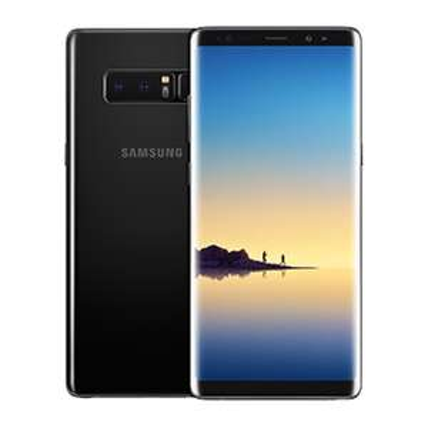 Samsung Note 8 64GB Black Unlocked Good Condition £469.99 @ second-handphones.com