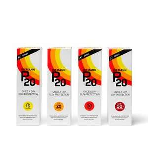 P20 Sun Screen only £14.99 at Savers