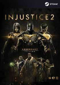 Injustice 2 Legendary Edition - PC @ CD Keys £19.99