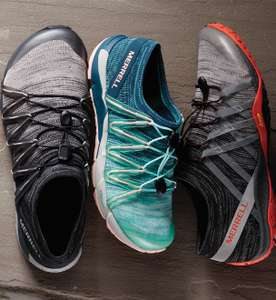 20% off Full Price items on Merrell website using code CLOUD20