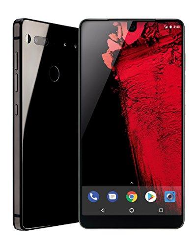Essential Phone in Black Moon – 128 GB Unlocked Titanium and Ceramic - £314.90 @ Amazon US