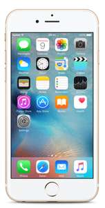 Iphone 6s 128gb pre-owned, good condition, plus other sizes available @ giffgaff