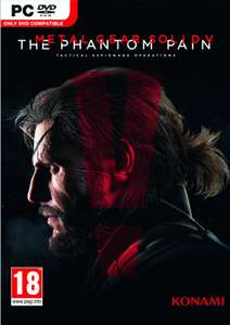 [Steam] Metal Gear Solid V: The Phantom Pain - £4.75 - CDKeys
