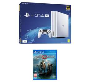 Playstation 4 Pro & God of War bundle @ pcworld/currys £349.99