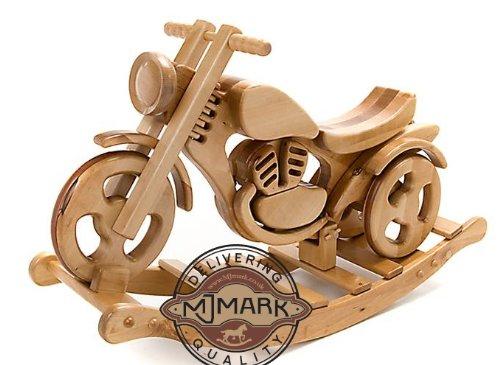 Rocking and Ride on bike rocking horse Rocking Motorbike Rocking Toy VESTA