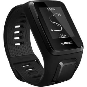 TomTom Spark 3 Cardio GPS Watch - £94.99 delivered @ Wiggle