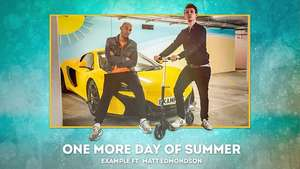 One more day of summer - Example ft Matt Edmondson free from BBC