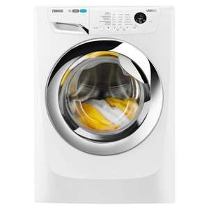 Zanussi ZWF01483WH Freestanding Washing Machine, 10kg Load, A+++ Energy Rating, 1400rpm Spin, White £270 at John Lewis