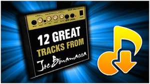 Free download of 12 Joe Bonamassa songs