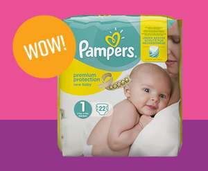 Free 22-Pack of Pampers Nappies - Sign up to the Emma's Diary Club