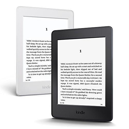 Kindle Paperwhite E-reader £79.99 with Amazon Prime