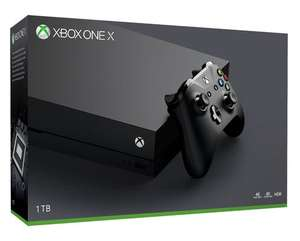 Xbox One X 1TB Console with Gears of War Ultimate Edition - £399.85 or (4 game bundle) Gears of War UE/Doom/Fallout 4/Dishonoured 2 - £417.43 Delivered @ ShopTo