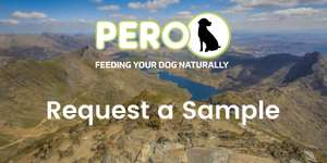 Free Sample of Dog or Cat Food