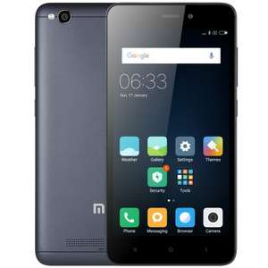 Global Vesion Xiaomi Redmi 4A 2GB RAM 16GB ROM Mobile Phone Snapdragon 425 Quad Core CPU 5.0 Inch 13.0MP 3120mAh MIUI 8.5 £58.62 for grey uk charger @ xiaomi online store /aliexpress