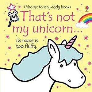 Usborne That's not my unicorn board book £1.74  Prime / £4.73 non prime @ Amazon
