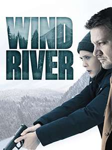 Wind River 99p Rental on Amazon Prime Video