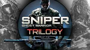 Sniper: Ghost Warrior Trilogy (Steam)  75p @ Fanatical
