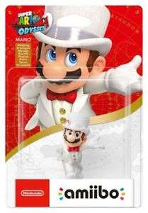 Wedding Outfit Mario amiibo £8.99 Delivered @ Argos's Ebay Outlet *Limited Stock*