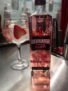 free Beefeater Strawberry Gin and tonic or pint of bitter at Youngs Pubs (south only) today only 23 April for email subscribers
