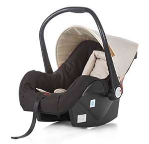 Chipolino Car Seat, Pooky, Beige - £13.99 (Prime) £18.74 (Non Prime) @ Amazon
