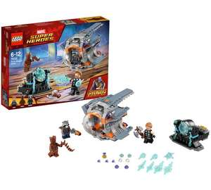 LEGO Marvel Super Heroes Thor's Weapon Quest - 76102 - £15.99 @ Argos