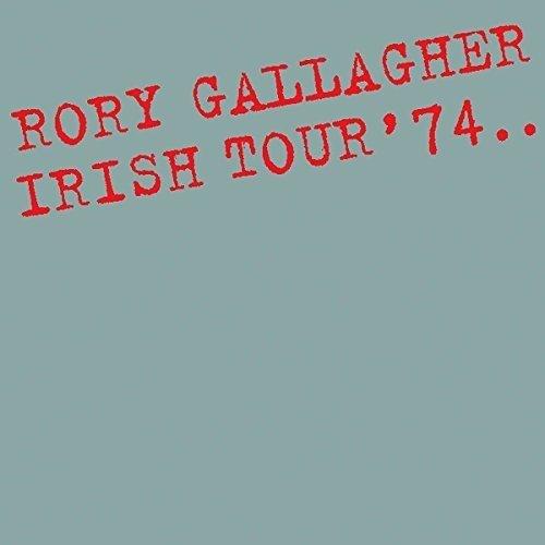 rory gallagher  - irish tour '74  , 2 x vinyl LP [amazon usa] $9.99 , £12.62 delivered