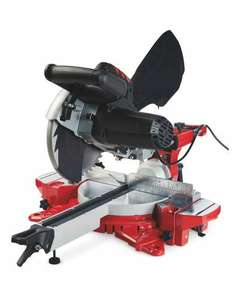 "Workzone 8"" (216mm) Sliding Mitre Saw - £99.99 @ ALDI"