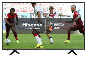 Hisense 43 INCH SMART 4K TV - £299 instore only @ Richer Sounds