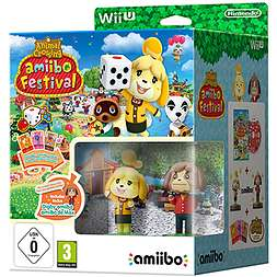 Animal Crossing Amiibo Festival With Isabelle & Digby Amiibo and Card Pack (Wii U) £5 Delivered @ GAME (Amazon matched)