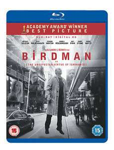 Birdman [Blu-ray] £3.99 delivered @ The Entertainment Store / Ebay