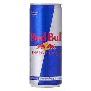 Free Red Bull Cans for You and Your Work Colleagues