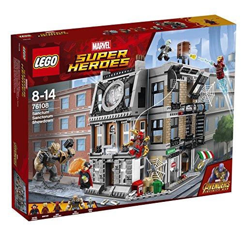LEGO Marvel Super Heroes Sanctum Sanctorum Showdown - 76108 £66.99 @amazon