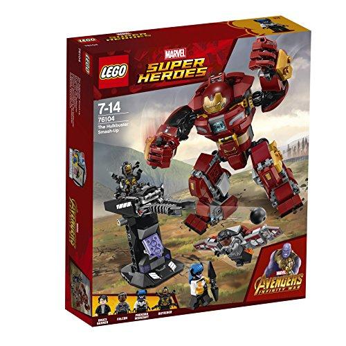 LEGO Marvel Super Heroes The Hulk-Buster Smash Up - 76104 £23.99 @amazon & argos