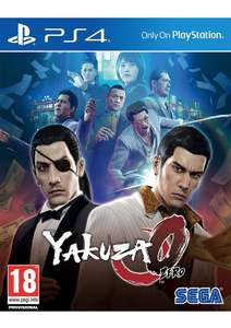 Yakuza 0 [PS4] £21.85 at Simply Games