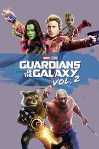 Marvel Studios - Guardians of the Galaxy Volume 2 £5.99 @ iTunes (To Buy)