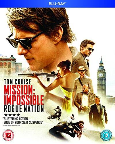 Mission Impossible: Rogue Nation £3 @ Amazon (w/Prime - £4.99 non-Prime)