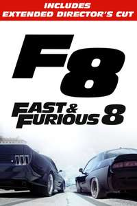 Fast & Furious 8 4K - £6.99 on iTunes