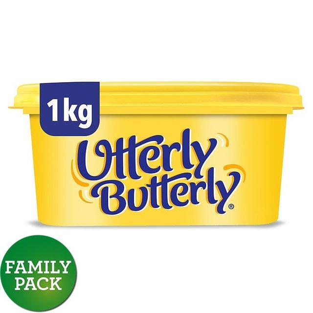 Utterly Butterly 1KG for £1 @ Morrisons