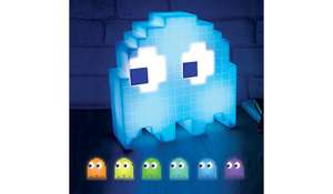 Back in stock ** Pac Man colour changing light £8 was £16 @ Asda