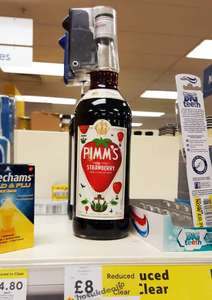 Pimms Special Edition Strawberry 1 Litre only £8 in-store @ Tesco Bramley