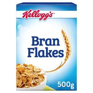 Kellogg's Special K 300g £1.00 // Bran Flakes 500g £1.00 // Rise Krispies 340g £1.00 @ Tesco From 25/4