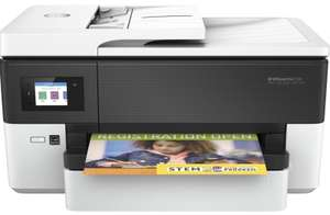 HP OfficeJet Pro 7720 A3 All-in-One Wireless Inkjet Printer £89.99 at Ebuyer (£59.99 after HP cashback)