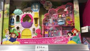 Disney princess castle - £14.99 @ Home Bargains